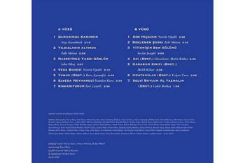 CROWNWELL - Yeşilçam Şarkıları 3 Yıldızların Altında 33-Lp (1)