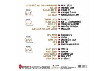 CROWNWELL - Yıldız Tilbe Yıldızlı Şarkılar (Vol:1 2'li)33-Lp (1)