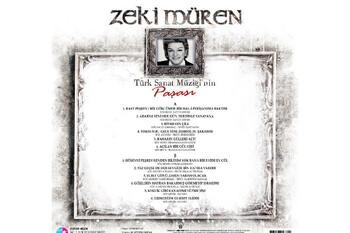 CROWNWELL - Zeki Müren Türk Sanat Müziğinin Paşası 33-Lp (1)